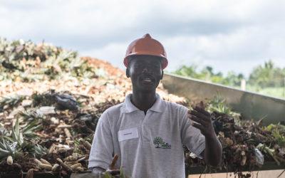 Au Bénin, une fondation suisse transforme des ordures… en biogaz